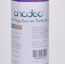 Eco Yoga mat in Jute canvas