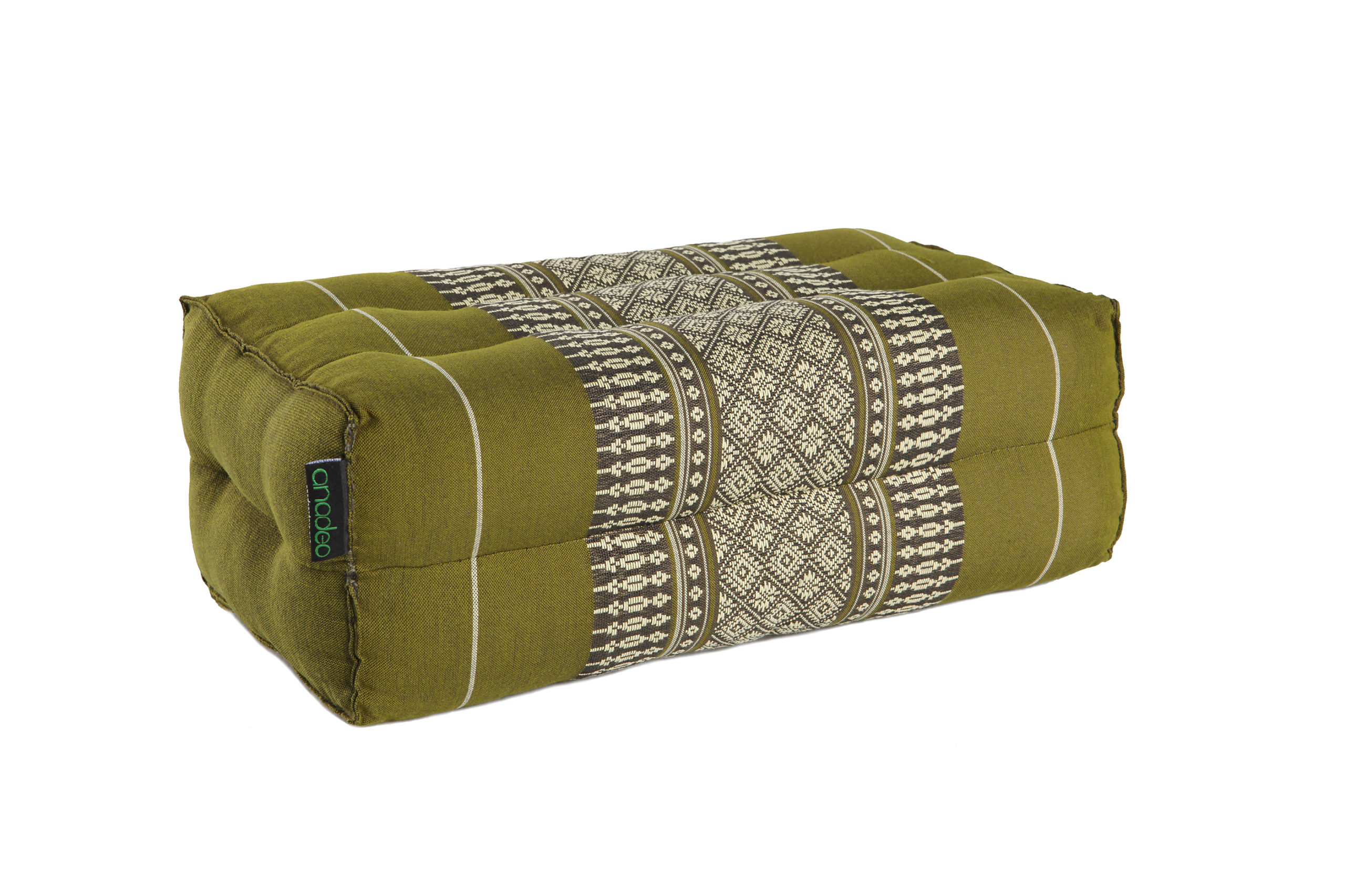 anadeo-standard yoga cushion-bamboo