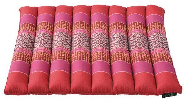 Soft meditation cushion / Hot-Pink
