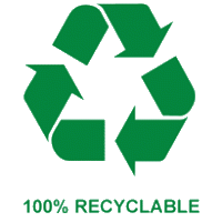 100-Recyclable
