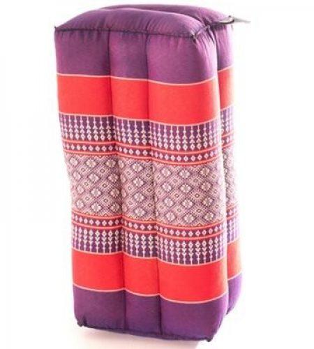 Yoga cushion Limited, Purple & Red