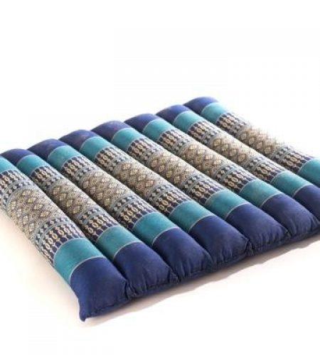 Soft meditation cushion / Blue Ocean